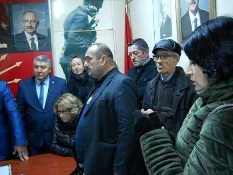 CHP Bartın il başkanlığına genç ve dinamik aday