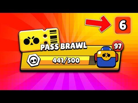 BRAWL STARS 500K - MON DERNIER PACK OPENING !! EPIC REACTION