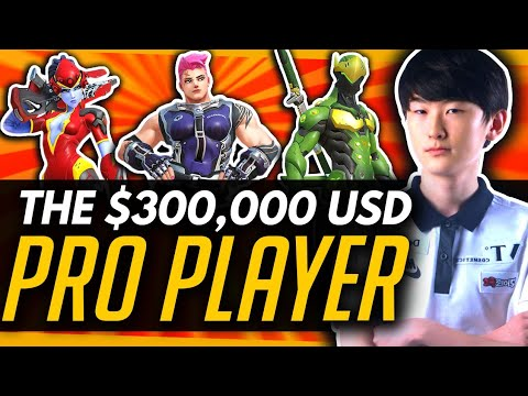Overwatch | The $300,000 Pro Player - Who is DECAY? thumbnail