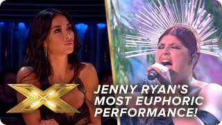 Jenny Ryan's most EUPHORIC performance to date!   Live Show 4   X Factor: Celebrity