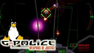 [LinuxPlaying] G-Police : weapons of justice // Epsxe (playstation)