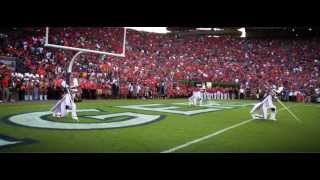 2013 Auburn Band Intro Video