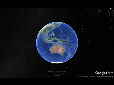 Mandela Effect: Ice cap + land under gone. Australia 95 miles from New Guinea and closing.