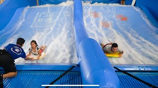 SCARY WATERPARK ACCIDENT!!! | Familia Diamond