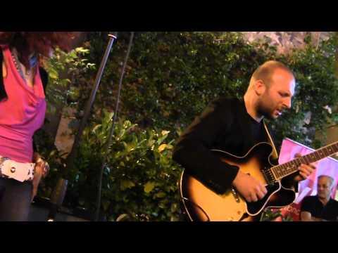 Cjmbaljna Blues Band Walking through the park Club di Mezzanotte, Torre Alfina Blues Festival 2012