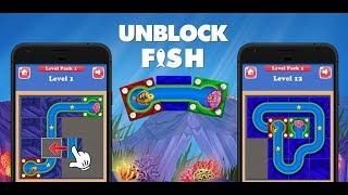 Unblock Fish - Tile Slide Puzzle Game (Android)