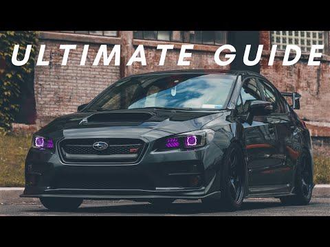 How To Install Your 15+ Subaru CIRCUIT DEMON Headlights!