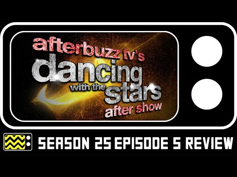 Dancing With the Stars Season 25 Episode 5 Review & AfterShow | AfterBuzz TV