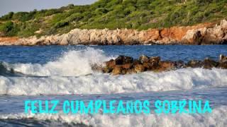 Sobrina  Beaches Playas - Happy Birthday
