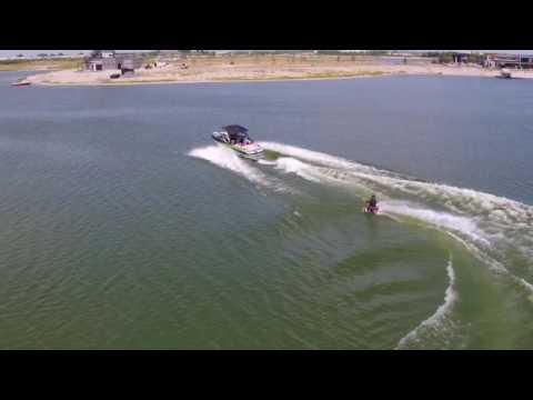 Wakeboading @ Blue Water valley Nebraska
