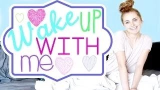 Wake Up With Me ! :  Lazy Summer Day Routine // #1 ☼