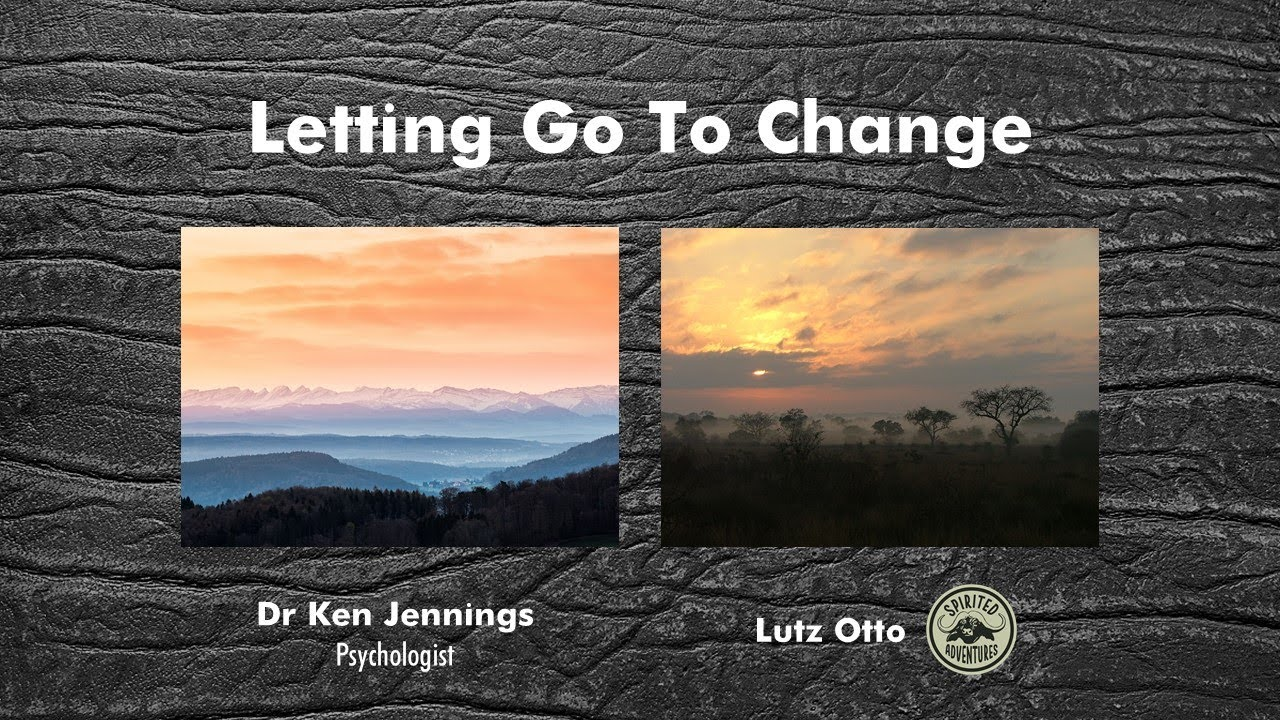 Letting Go To Change