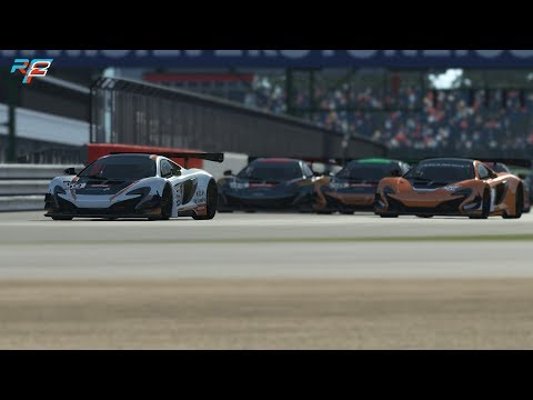 LIVE - The World's Fastest Gamer Qualifiers, Round 1 at Silverstone.