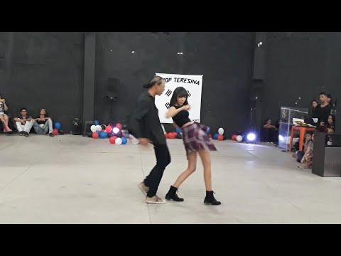 NS Yoon-G (NS윤지) - If You Love Me ft. Jay Park - Dance Cover (Naty & Cheng) @KoreanFestival