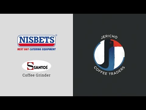 Nisbets (Santos Coffee Grinders), at Jericho Coffee Traders