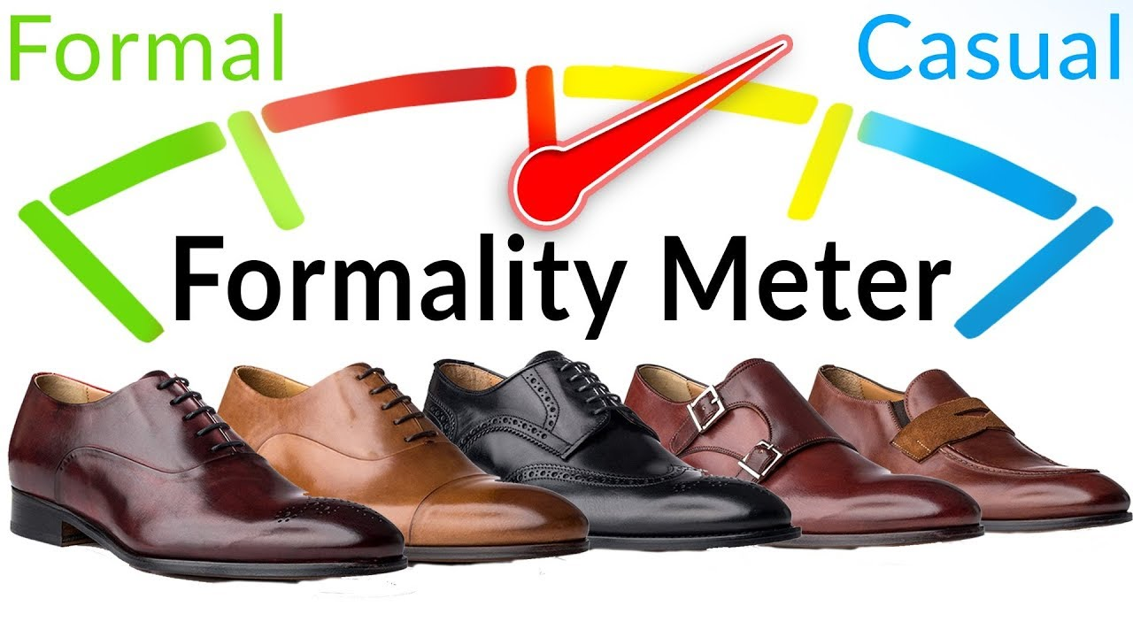 Types Of Casual Leather Shoes