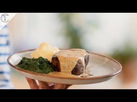 法式菲利牛排|Fillet Mignon Steak