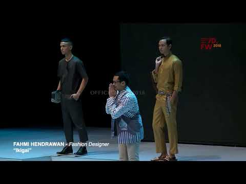 Exotic Cultural - Indonesia Fashion Week 2018