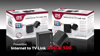 French - One For All - SV 2010 / 2020 Internet to TV Link