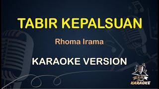 Tabir Kepalsuan Rhoma Irama ( Karaoke Dangdut Koplo ) Nada Wanita