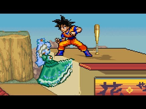 super smash flash 2 la leyenda de goku  YouTube