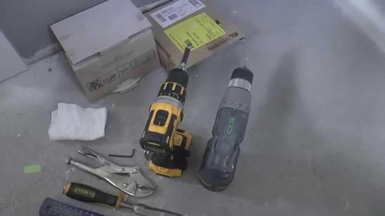 Baldwin Door Hardware Install Howto