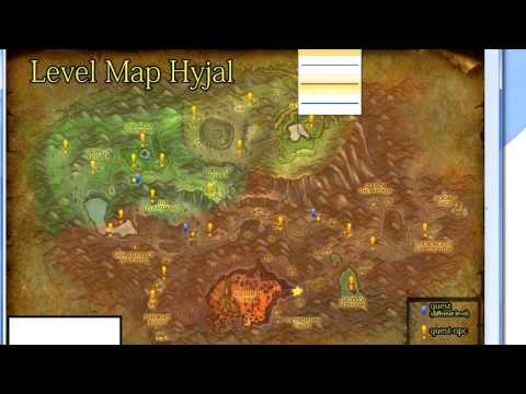 Guardians of Hyjal: Call of the Ancients Quest Guide