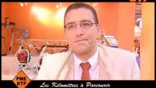 Nicolas Legros, Commercial BTP