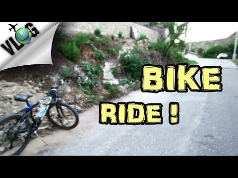 BIKE RIDE !! | Visiting VILLA RUMIPAL, CÓRDOBA | Travel Vlog Part 7 (last) | itsLean #60