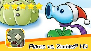 Plants vs  Zombies™ HD Adventure 1 Day Level 03 Part 2 Walkthrough The zombies are coming! Recommend