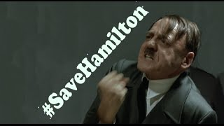 #SaveHAMILTON - Hitler finds out HAMILTON musical tickets are sold out, HILARIOUS!!!