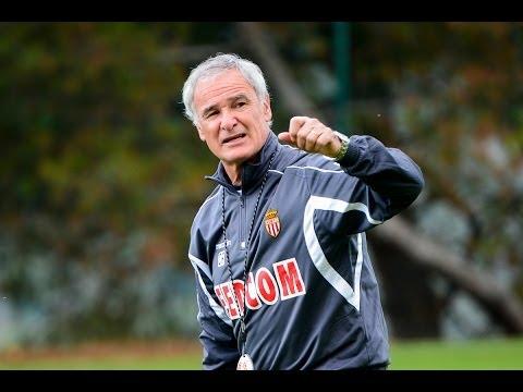 Un entraînement avec Claudio Ranieri comme si vous y étiez...