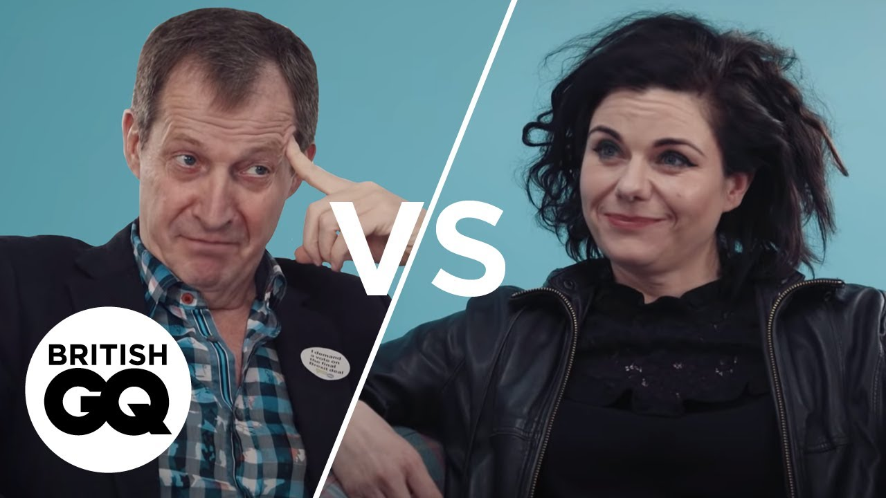 Alastair Campbell interviews Caitlin Moran | British GQ