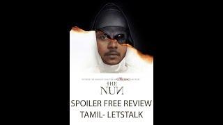The Nun - Spoiler Free review in Tamil