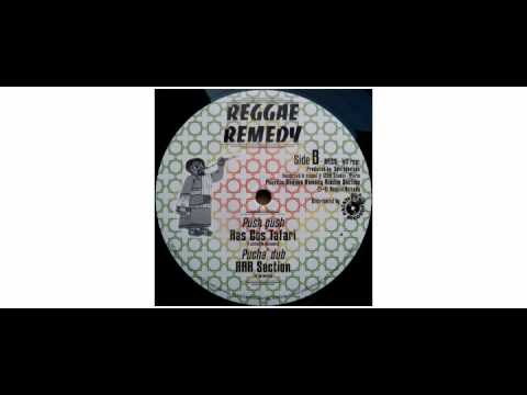 """Cos Tafari - Dub Resistance / Push Push - 10"""" - Reggae Remedy"""