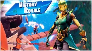 AMAZING FRENCH IN THE 1VS1 FINAL WITH NEW SKIN *ESPANTAPAJROS* in Fortnite: Battle Royale