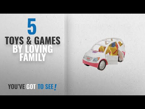 Top 10 Loving Family Toys & Games [2018]: Fisher-Price Loving Family, SUV