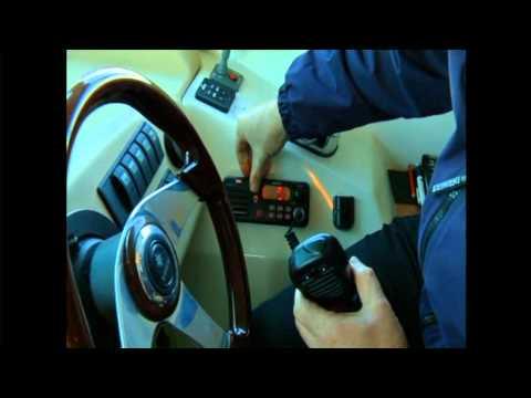 How to operate your VHF marine radio