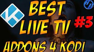 Live Tv Kodi Jarvis - YT