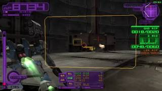 Silent Line: Armored Core - Foxeye in Silent Line