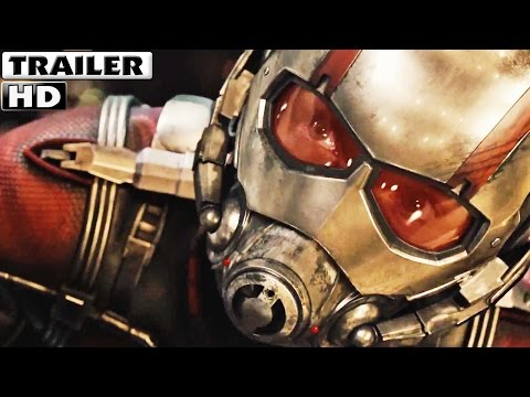 Ant-Man Trailer 2015 Español from YouTube · Duration:  2 minutes 2 seconds