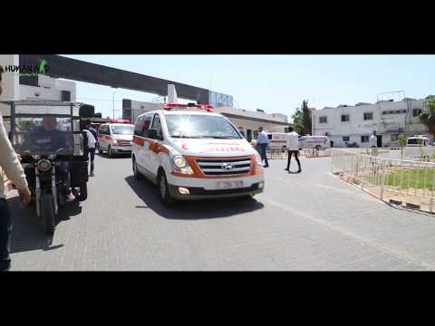 Human Aid UK | SAVING LIVES ON THE GAZA BORDER!