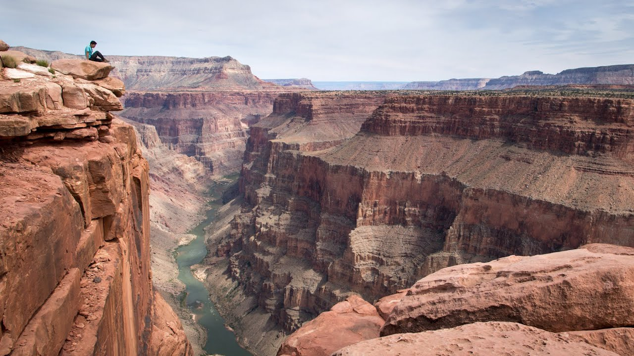 Toroweap Overlook - Grand Canyon National Park - YouTube