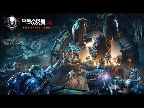 """Обновление Gears of War 4 """"Восстание орды"""": новые уровни сложности, 50 достижений, демо-версия и другое"""