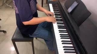 Cho Tôi Xin Một Vé Đi Tuổi Thơ - Piano Trí Anh