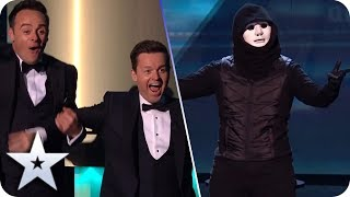 Unforgettable Audition: Masked Magician X gave us BGT