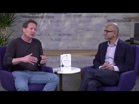 PayPal CEO and Microsoft CEO Share Insights on Leadership