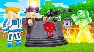 STWORZYLIŚMY NAJPOTĘŻNIEJSZĄ BROŃ W MINECRAFT! | Minecraft Ferajna