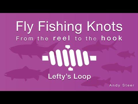 How to tie Lefty's Loop