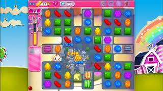 Candy Crush Saga - Level 203 - No boosters